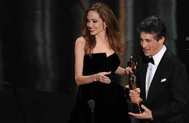 Angelina Jolie - Oscar 2012