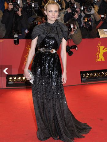 Diane Kruger (Giambattista Valli)
