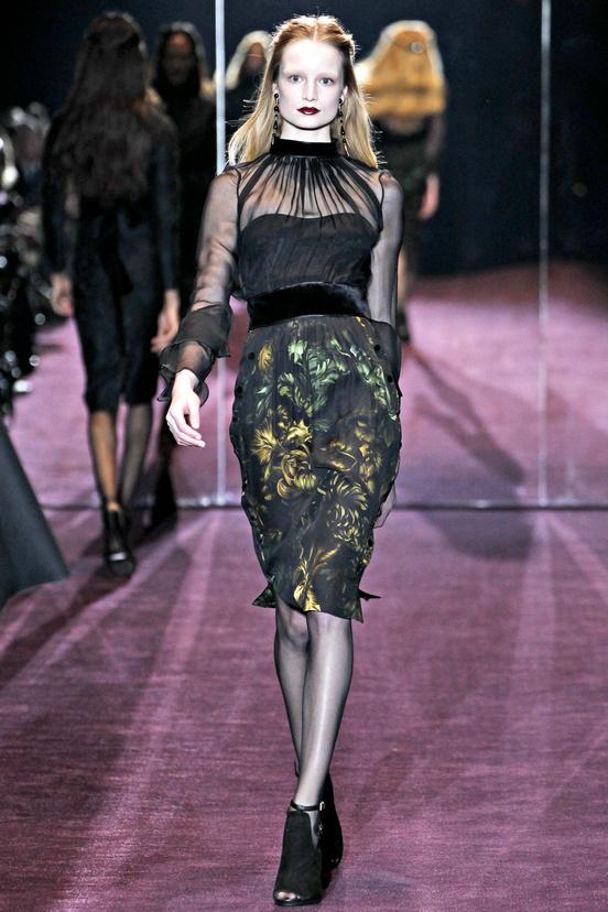 Gucci Milan Fashion Week 5