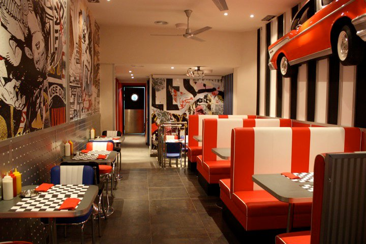 Restaurante En Barcelona Big J S Burger Modaddiction