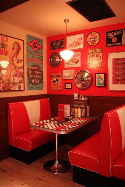 Restaurante en barcelona big j s burger modaddiction - Restaurante ken barcelona ...