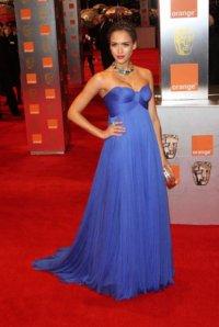 Jessica Alba Versace