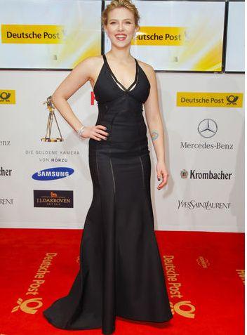 Scarlett Johansson (Calvin Klein)
