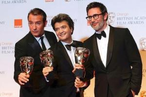 the artist bafta