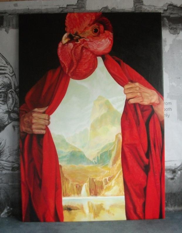 Gaia - Arte callejero