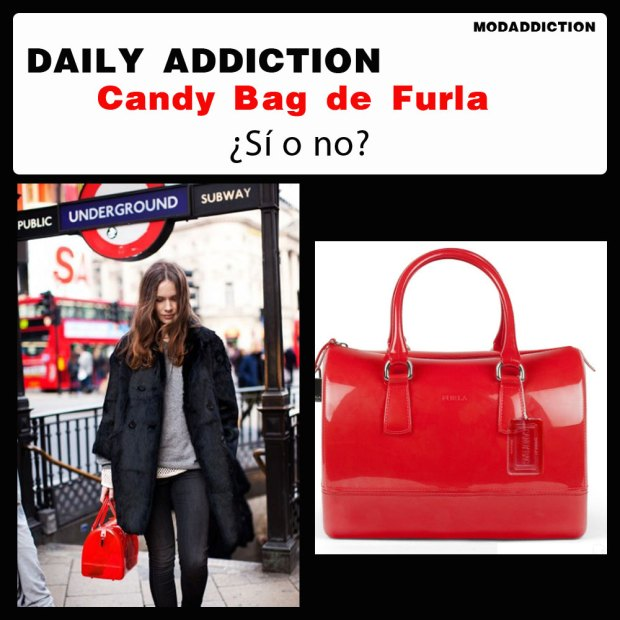 daily addiction Candy Bag