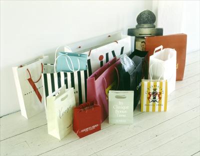 sylvie-fleury-arte-moda-shopping-bags