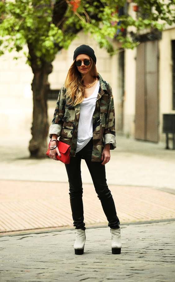 Street Style En Barcelona Modaddiction