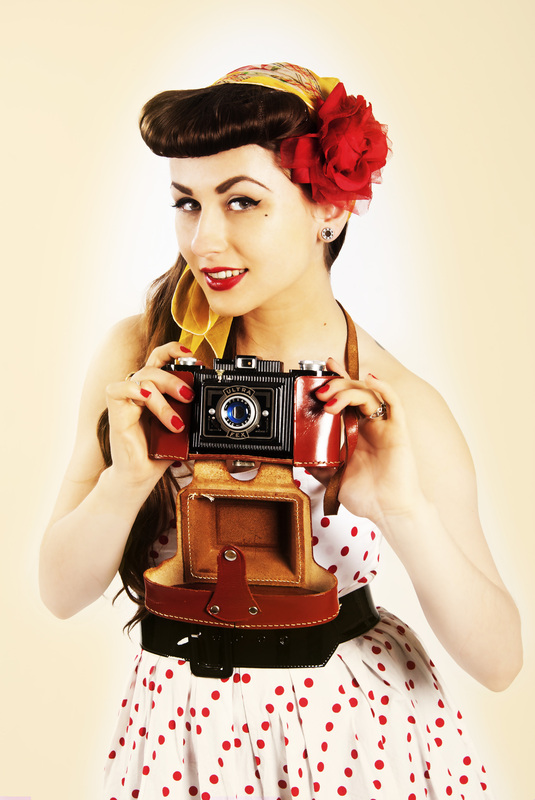 Moda pin up modaddiction - Pin up style ...