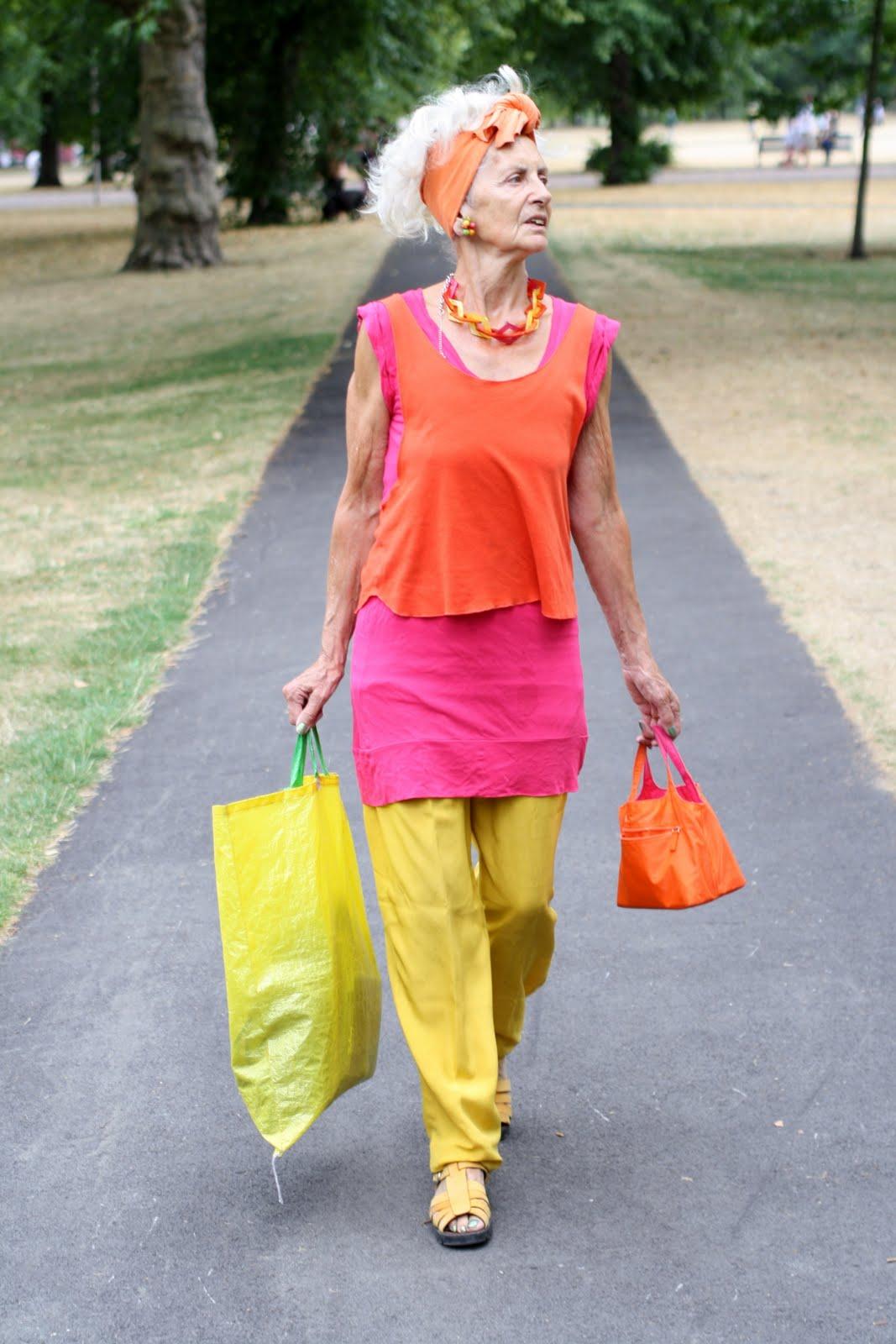 Advanced Style La Moda No Tiene Edad Modaddiction