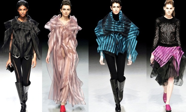 maison-luxe-modelos-leyenda-lujo-modaddiction-moda-fashion-lujo-trends-tendencias-issey-miyake-plisados