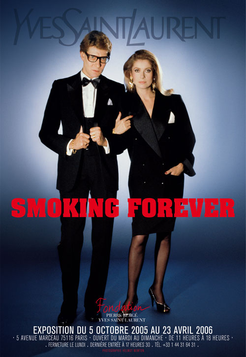 maison-luxe-modelos-leyenda-lujo-modaddiction-moda-fashion-lujo-trends-tendencias-yves-saint-laurent-smoking