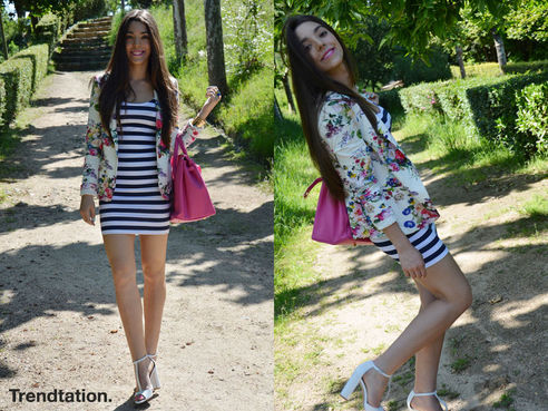 estilo-mezcla-look-mix-modaddiction-estampados-moda-fashion-trends-tendencias-spring-summer-2012-primavera-verano-bandage-dress