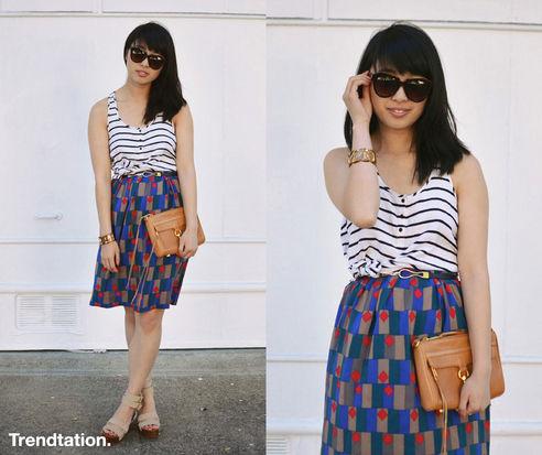 estilo-mezcla-look-mix-modaddiction-estampados-moda-fashion-trends-tendencias-spring-summer-2012-primavera-verano-vintage