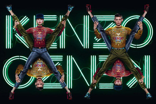 kenzo-jean-paul-goude-modaddiction-otono-invierno-2012-2013-autumn-winter-campana-campaign-moda-fashion-trends-tendencias
