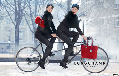 Longchamp-oh-my-bike-modaddiction-campana-publicitario-advertising-otono-invierno-2013-autumn-winter-moda-fashion-trends-tendencias-1