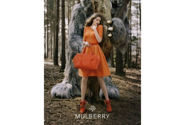 Givenchy – Fall Winter 08/09 Campaign