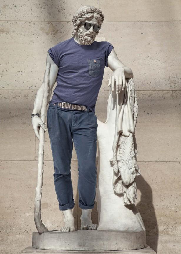hipsters-louvre-museo-museum-modaddiction-esculturas-tendencias-trends-moda-fashion-estilo-look-cultura-culture-2