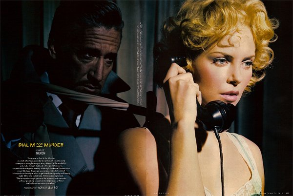 Hitchcock-hollywood-homage-homenaje-vanity-faire-modaddiction-moda-fashion-cine-cinema-culture-cultura-estrellas-famosos-crimen-perfecto-charlize-theron