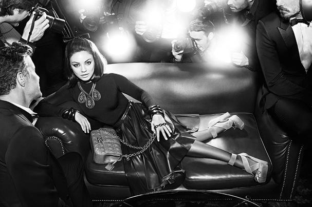 it-girls-iconos-marcas-brands-muses-modaddiction-fashion-moda-tendencias-trends-modelos-cantantes-actrices-mila-kunis-dior