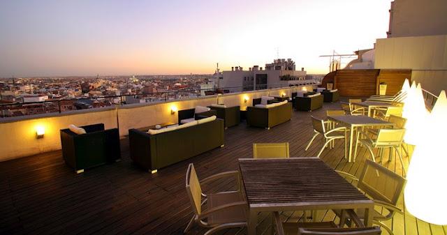 Hotel modaddiction for Hoteles gran lujo madrid