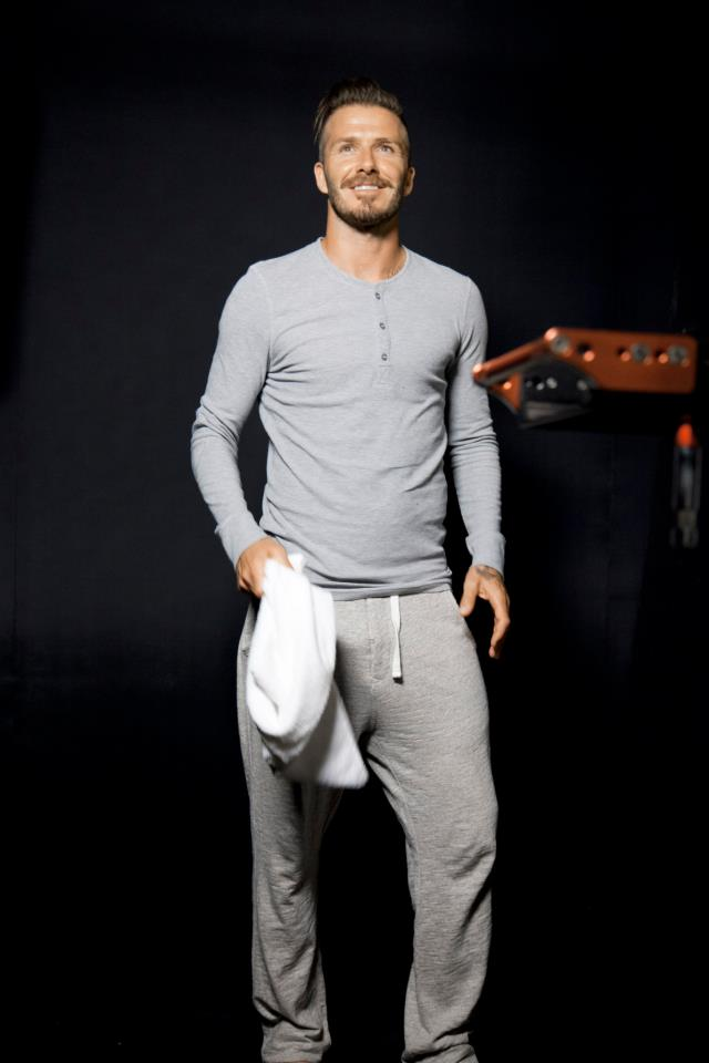 David Beckham H M Bodywear Collection Modaddiction