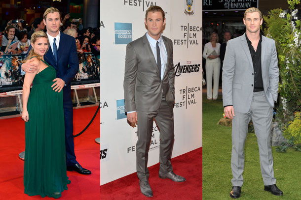 alfombras-rojas-peliculas-exito-moda-red-carpets-blockbusters-fashion-modaddiction-culture-cultura-estrellas-stars-hollywood-cine-movie-cinema-chris-hemsworth