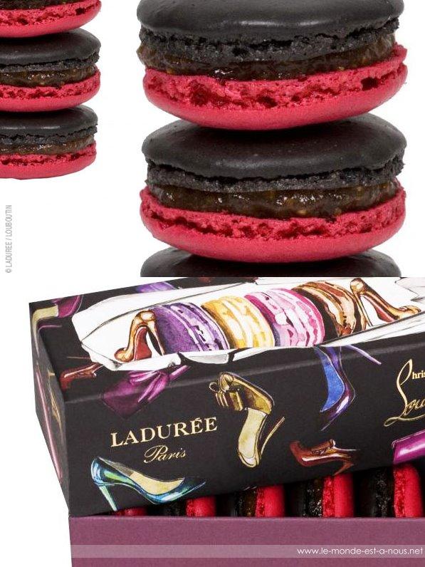 ladurée-lanvin-macarons-paris-modaddiction-dulce-gastronomia-gastronomy-moda-fashion-cultura-culture-colaboracion-diseno-design-ladurée-christian-louboutin