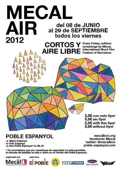 mecal-air-barcelona-poble-espanyol-cine-cultura-cortometrajes-modaddiction