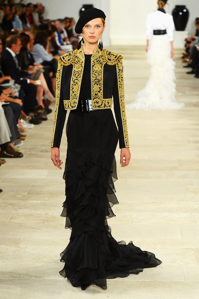 Ralph lauren new york fashion week semana moda nueva york modaddiction
