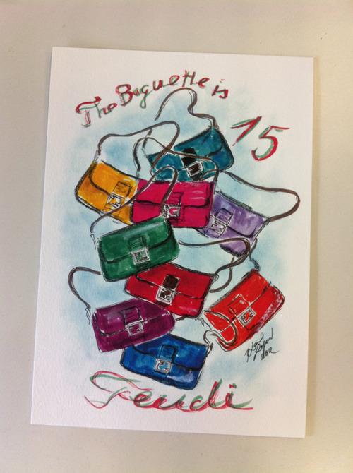 fendi-baguette-15-anos-15-years-bag-bolso-modaddiction-milan-moda-fashion-vintage-karl-lagerfeld-accesorio-accesories-complemento-dibujo