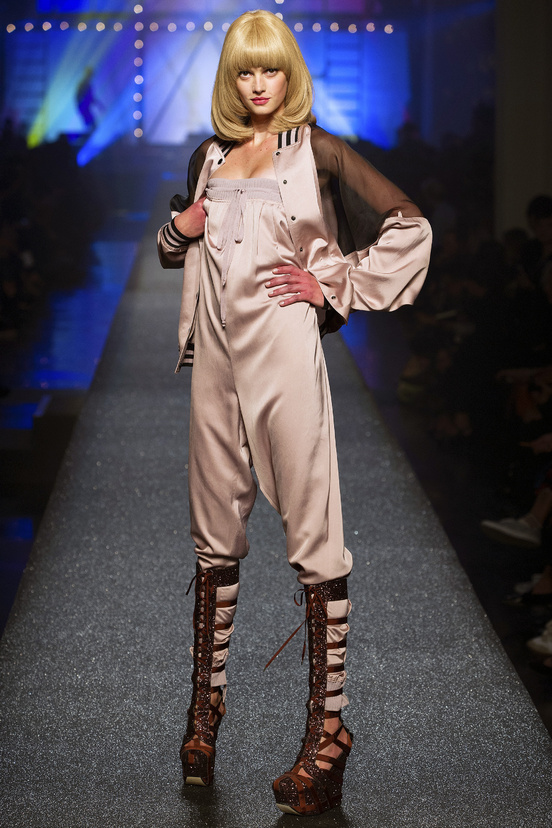 Jean-Paul-Gaultier-paris-fashion-week-modaddiction-spring-summer-2013-primavera-verano-2013-moda-fashion-trends-tendencias-looks-1980-estilo-1980-3