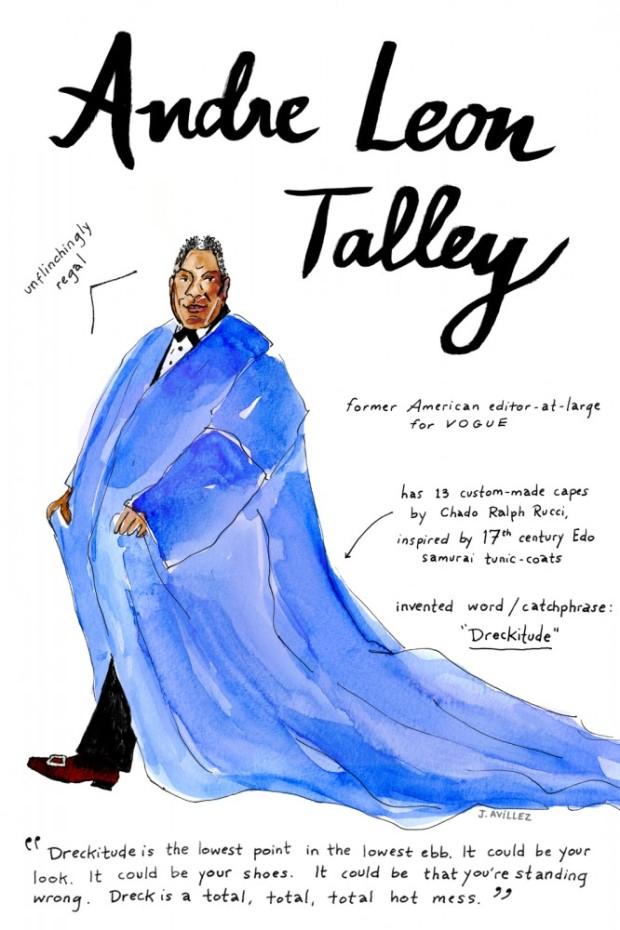 joana-avillez-mas-influyentes-most-influyent-modaddiction-moda-fashion-arte-art-ilustradora-illustrations-ilustraciones-trends-tendencias-Andre-Leon-Talley