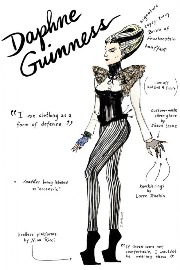 joana-avillez-mas-influyentes-most-influyent-modaddiction-moda-fashion-arte-art-ilustradora-illustrations-ilustraciones-trends-tendencias-daphne-guinness