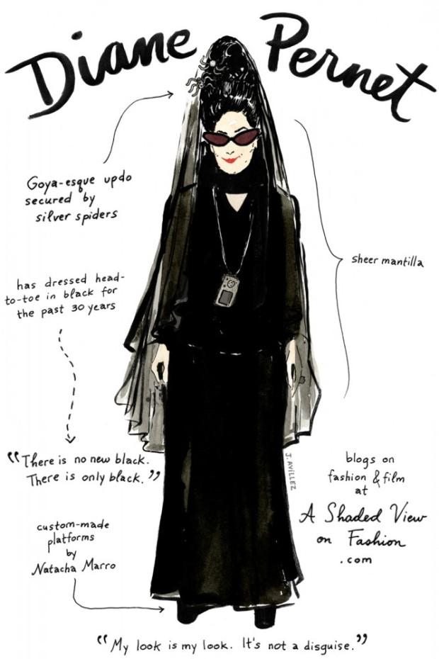 joana-avillez-mas-influyentes-most-influyent-modaddiction-moda-fashion-arte-art-ilustradora-illustrations-ilustraciones-trends-tendencias-diane-pernet