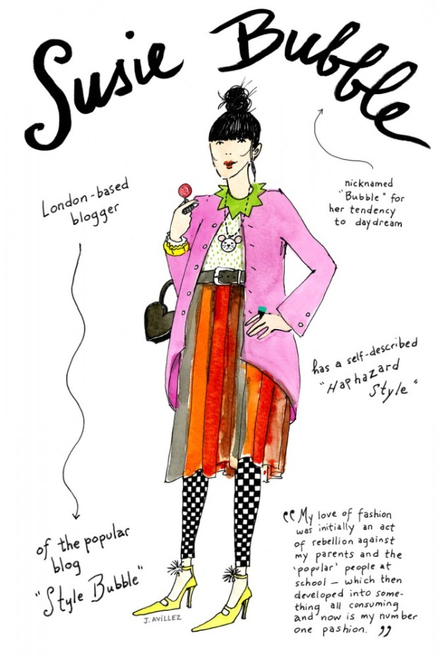 joana-avillez-mas-influyentes-most-influyent-modaddiction-moda-fashion-arte-art-ilustradora-illustrations-ilustraciones-trends-tendencias-susie-bubble
