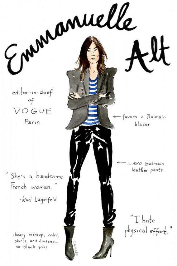 Joana-Avillez-top-fashion-editors-illustrations-modaddiction-ilustraciones-redactores-moda-fashion-trends-tendencias-emmanuelle-alt-vogue-paris