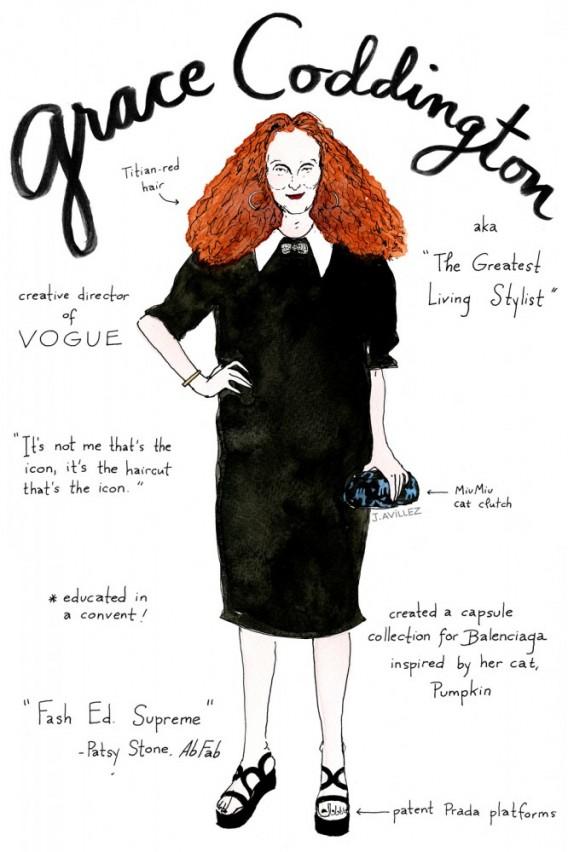 Joana-Avillez-top-fashion-editors-illustrations-modaddiction-ilustraciones-redactores-moda-fashion-trends-tendencias-grace-coddington-vogue-us