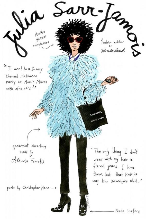 Joana-Avillez-top-fashion-editors-illustrations-modaddiction-ilustraciones-redactores-moda-fashion-trends-tendencias-julia-sarr-jamois-wonderland