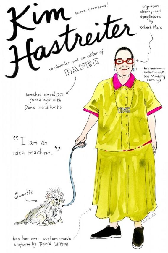 Joana-Avillez-top-fashion-editors-illustrations-modaddiction-ilustraciones-redactores-moda-fashion-trends-tendencias-kim-hastreiter-paper