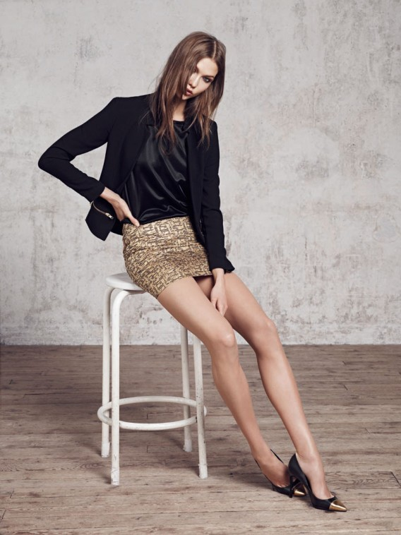 karlie-kloss-Mango-lookbook-modaddiction-otono-invierno-2012-2013-autumn-winter-2012-2013-chic-glamour-look-estilo-moda-fashion-campana-7