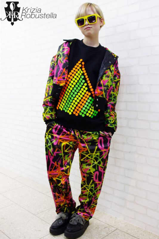 krizia_robustella_collection_autumn_winter_2012_invierno_trendy_fashion_tendencia_moda_elektropolice_japan_modaddiction