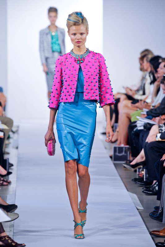 nueva-york-londres-semana-moda-new-york-london-fashion-week-modaddiction-trends-tendencias-moda-fashion-primavera-verano-2013-summer-spring-mejor-best-of-oscar-de-la-renta-2