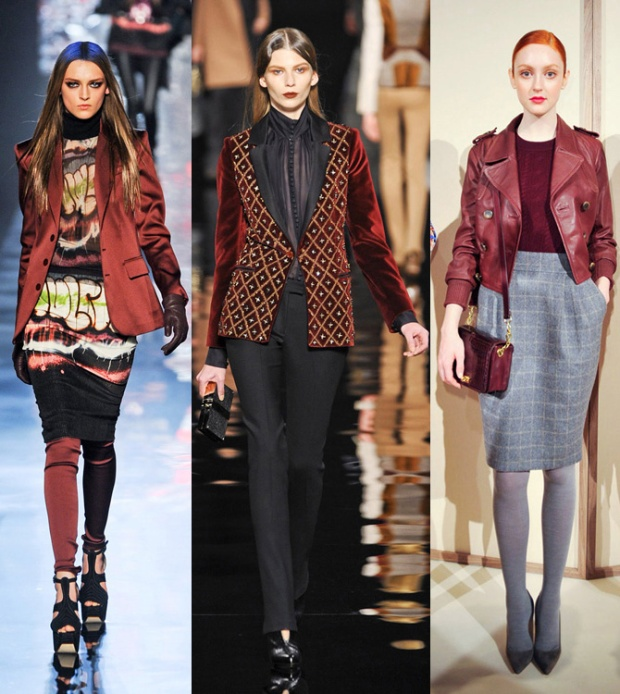 burdeos-it-color-fashion-week-semana-moda-modaddiction-otono-invierno-2012-2013-autumn-winter-trends-tendencias-burdeos-jean-paul-gaultier-etro-j.-crew-bordeaux
