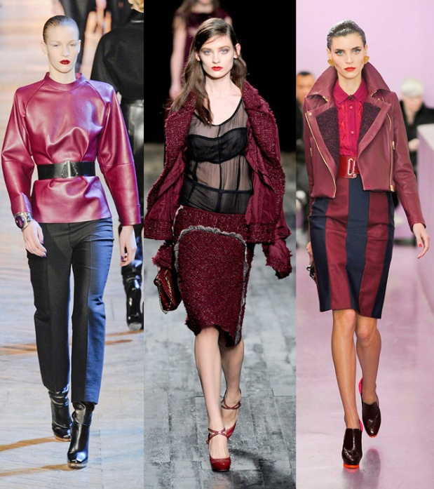 burdeos-it-color-fashion-week-semana-moda-modaddiction-otono-invierno-2012-2013-autumn-winter-trends-tendencias-burdeos-yves-saint-laurent-nina-ricci-kenzo-bordeaux