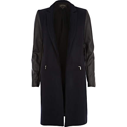 cazadora-bi-material-abrigo-cuero-piel-tejido-jacket-modaddiction-otono-invierno-2012-2013-autumn-winter-moda-fashion-trend-tendencia-river-island