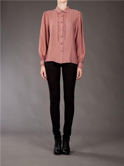 moda-fashion-vintage-lujo-retro-luxe-modaddiction-farfetch-web-shop-online-trends-tendencias-estilo-look-pierre-cardin-vintage-blouse-blusa