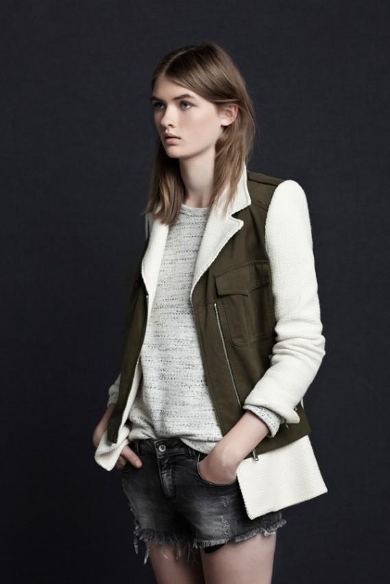 Zara Otoño – Invierno 2012 // Lookbook de Noviembre ...