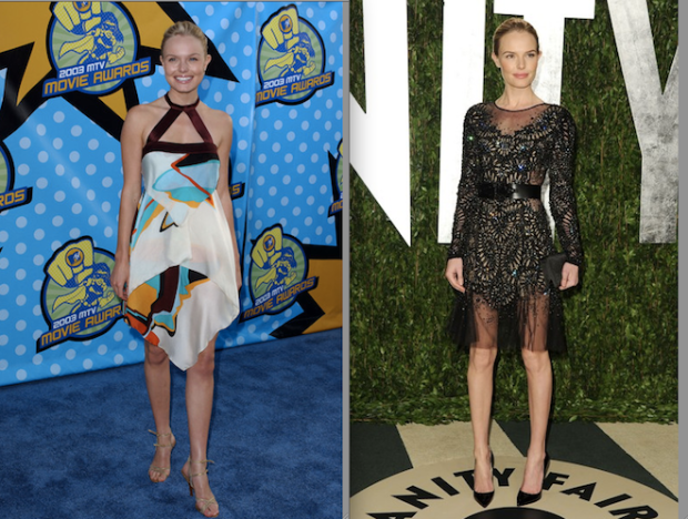 estilo-antes-despues-look-before-after-modaddiction-moda-fashion-people-celebs-estrellas-stars-red-carpet-alfombra-roja-trends-tendencias-chic-glamour-feo-Kate-Bosworth