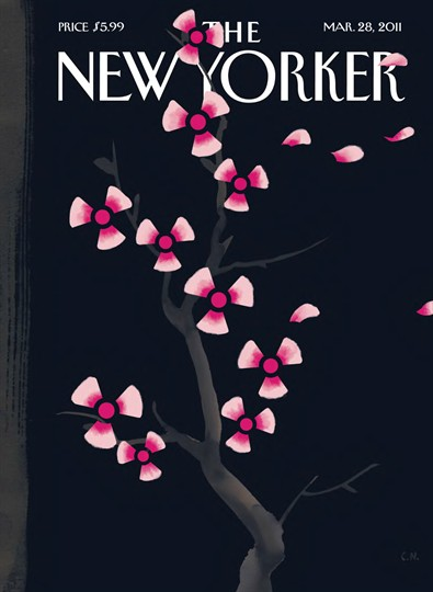 mejores-portadas-the-new-yorker-covers-best-modaddiction-ilustracion-illustration-arte-art-culture-cultura-trends-tendencias-moda-fashion-2011-fukushima-japon-japan